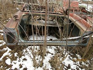 67 Ford Galaxie 2dr Hardtop Parting Out many Parts