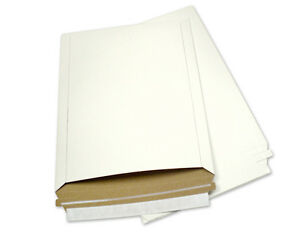 300 9 75x12 25 Photo Mailers Rigid Envelopes Paperboard Document Mailers