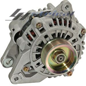 100 New Alternator For Dodge Stealth Mitsubishi 3000gt Generator Turbo 110amp