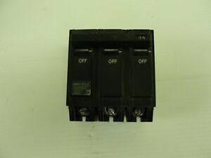 General Electric Circuit Breaker Thhqb32015 15a 3 Pole