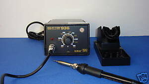 New 936 Soldering Station 200c To 480c 392f To 896f 50w