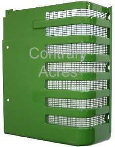 Right John Deere H Front Grill W Screen New