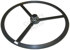 John Deere D G Unstyled A Ar Flat Spoke Steering Wheel