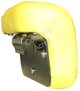 John Deere 520 530 620 630 720 730 Yellow Arm Rests
