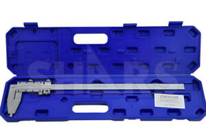 Out Of Stock 90 Days 18 450mm Inch Metric Heavy Duty Vernier Caliper 001