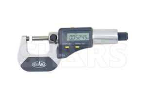 0 1 0 25mm Ip54 Electronic Digital Micrometer 00005
