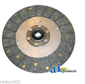 Oliver Tractor Clutch Disc Super 55 550