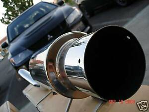 R spec 04 08 Scion Tc Stainless Catback Exhaust Muffler