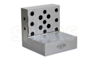 Out Of Stock 90 Days Shars Angle Plate 4x4x4x1 1 4 Precision Steel Ground