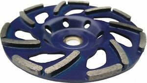 6 Diamond Cup Wheel For Coating Removal