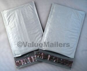 1000 000 4x8 Poly Bubble Mailers Envelopes Padded Bags vm Brand 4 1 8 Wide