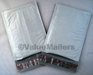 2000 000 4x8 Poly Bubble Mailers Padded Envelopes Bags 4 5 Wide