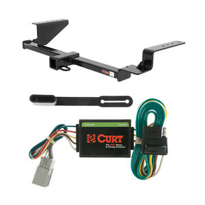 Curt Trailer Hitch Wiring 13535 For 2002 2006 Honda Cr V Crv