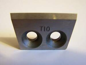 T10 Dtm Lathe Threading Blade Tool