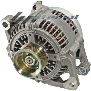 100 New Alternator For Dodge Truck Jeep 5 2 Hd High 136amp One Year Warranty