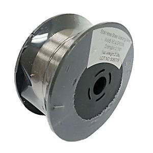 Stainless Welding Wire 308l 030 X 2 Lb