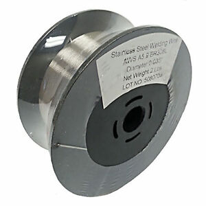 Stainless Welding Wire 308l 035 X 2 Lb