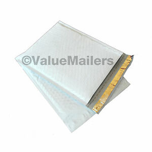 200 Poly Bubble Mailers 100 Each 1 3 7 25x12 8 5