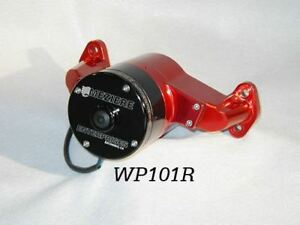 Meziere 12v Electric Water Pump Small Block Chevy Wp101