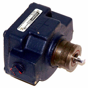 Frymaster Dean 810 2098 Oil Filter Pump Head 8gpm Fryer