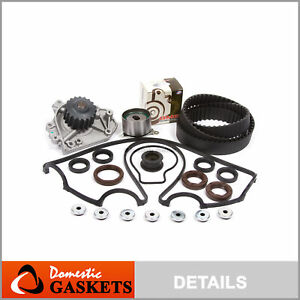 90 95 Acura Integra 1 8l Dohc Timing Belt Water Pump Valve Cover Kit B18a1 B18b1