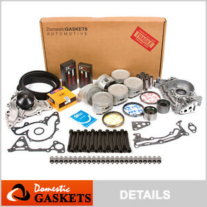 Mitsubishi Montero Sport 3 0l Overhaul Engine Kit 6g72