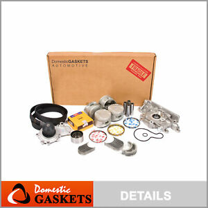 Fits 96 99 Plymouth Breeze Dodge Stratus 2 0l Sohc Overhaul Engine Rebuild Kit