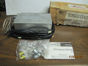 New Carrier 50bb900001 Defrost Thermostat