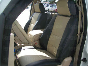Ford Expedition 2007 2008 2009 2010 2011 2012 Vinyl Custom Seat Cover