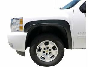 Fender Flares 07 13 Crew Cab Chevy Silverado Short Bed 5 8