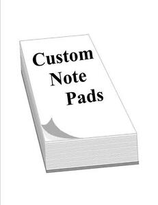 Notepads X large Pad make r Kit Pad Glue Paper press Brush Instructions Pads4u