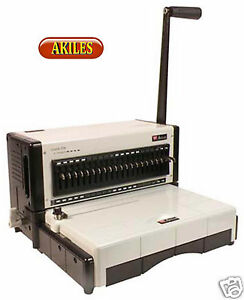 Akiles Flexipunch m Paper Punch With Choice Of Die new 12 inch