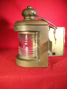 Vintage Nautical Ship S Mast Head Lantern