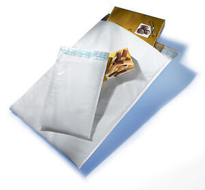 5 Poly 10 5x16 Bubble Mailers Padded Envelopes 100