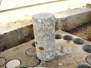 New 2 Laser Welded Wet Core Bits Manufactured For Reinforced Concrete