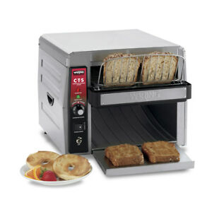 Waring Commercial Kitchen Conveyor Toaster 1800 Watt Kitchen Concessions