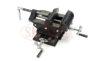 Shars 2 Way 3 Drill Press X y Compound Vise Cross Slide Mill New