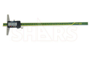 Shars 12 300mm Caliper Digital Depth Gage Gauge New