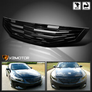 For 2008 2010 Honda Accord 2dr Coupe Mug Style Front Hood Grill Grille