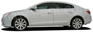 2010 2011 Buick Lacrosse Painted Body Side Moldings