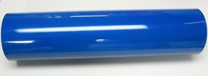 Blue Reflective Sign Plotter Cutter Vinyl Roll