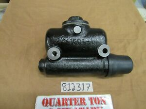 Brake Master Cylinder Fits 41 48 Willys Jeep Mb Gpw Cj2a