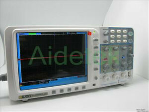 Owon Sds6062 60mhz 500msa s 2ch O scope 8 lcd W vga Out Battery New 3 Yrs Warran