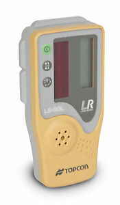 Topcon Ls 80l Rotating Laser Level Detector Without Clamp