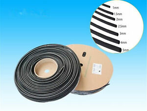 100m 328ft 12mm Inner Diameter Insulation Heat Shrink Tubing Wire Cable Wrap