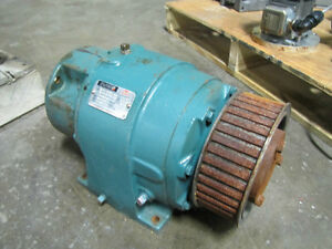 Reliance Electric Tigear Speed Reducer Ratio 25 6 56dm16a 10025907 pk M94516