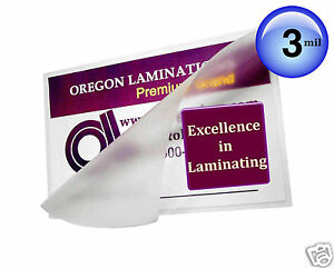 200 Hot 3 Mil Laminating Supplies For 11x17 Menus 11 1 2 X 17 1 2 Clear