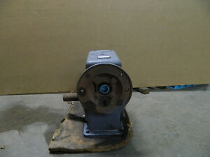 Winsmith Speed Reducer Gearbox 8mct 10 75 1 Ratio 9 62 Input Hp New