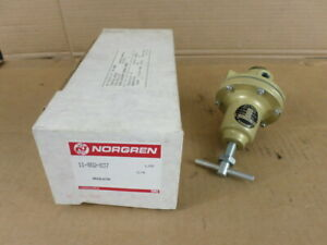 Norgren 11 802 037 General Purpose 3 8 Compressed Air Regulator