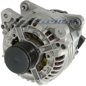 100 New Alternator For Vw Diesel Tdi 2l Generator W Clutch Pulley High 140amp